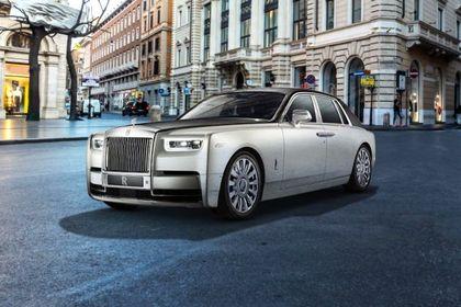 Rolls Royce Phantom Front Left Side Image