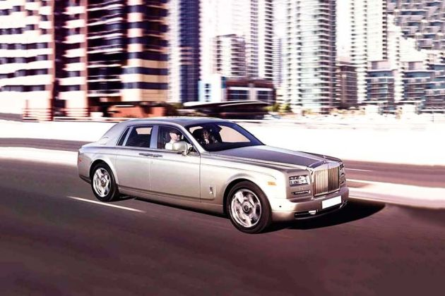 Rolls Royce Phantom Extended Wheelbase On Road Price ...