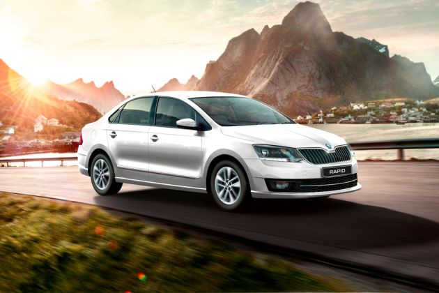 New Skoda Rapid 1.0 TSI Monte Carlo AT