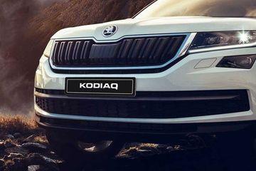 Skoda Kodiaq Grille Image
