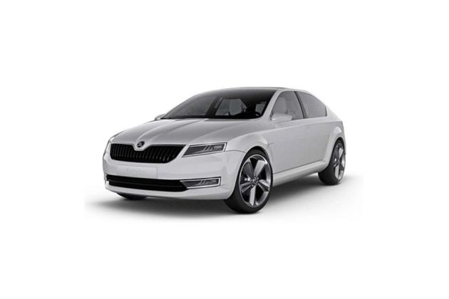 Skoda Laura Front Left Side Image