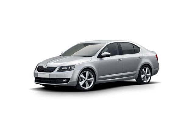 Skoda Octavia 2013-2017 Front Left Side Image