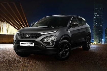 Tata Harrier Front Left Side Image