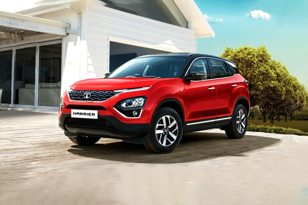 Tata Harrier XZA Plus Dark Edition AT