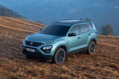 Tata Safari XZA Plus Adventure Edition AT