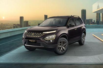 Tata Safari Front Left Side Image