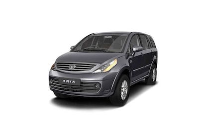 Tata Aria 2010 2013 Front Left Side Image