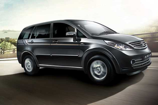 Tata Aria Price, Images, Mileage, Reviews, Specs
