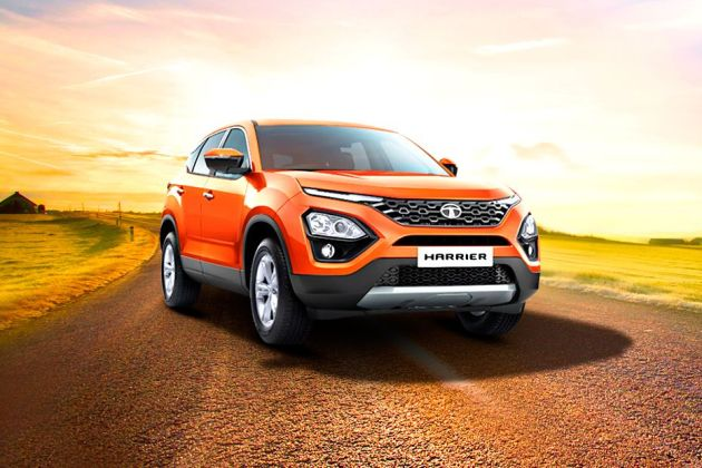 Tata Harrier Price, Images, Review & Specs
