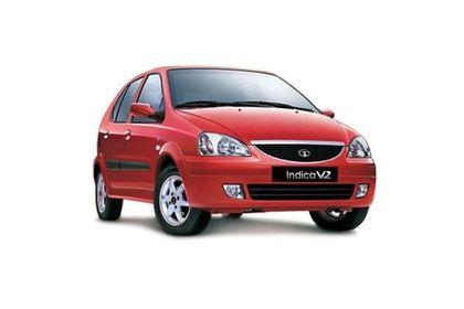 Tata Indica eV2 Xeta Front Left Side Image