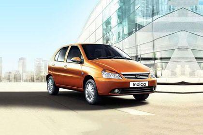 Tata Indica eV2 Front Left Side Image