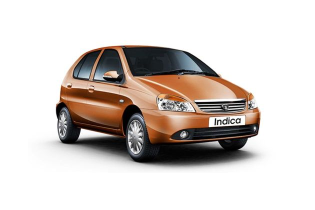 Tata Indica Front Left Side Image