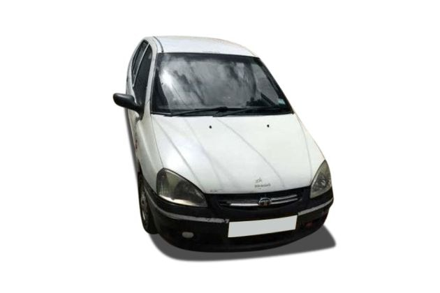 Tata Indicab Front Left Side Image