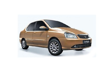 Tata Indigo CS 2008-2012 Front Left Side Image