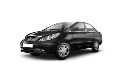 Tata Manza Front Left Side Image