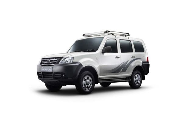 Tata Movus Front Left Side Image
