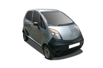 Tata Nano 2009-2011 Front Left Side Image