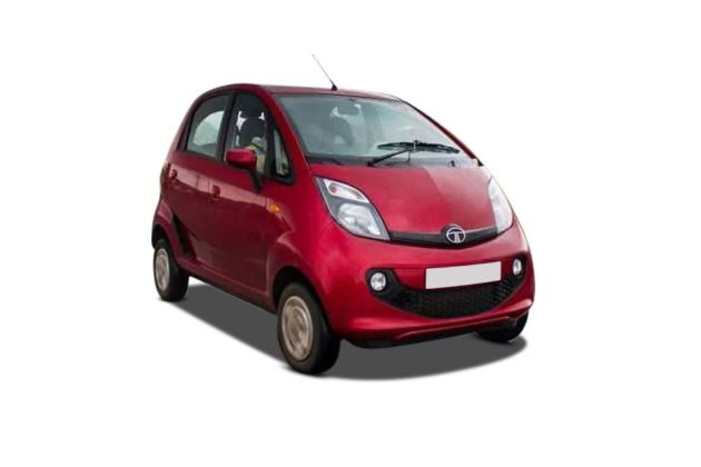 Tata Nano Front Left Side Image