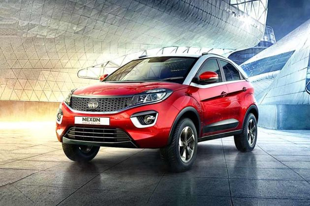 Tata Nexon Price January Offers Images Review Specs
