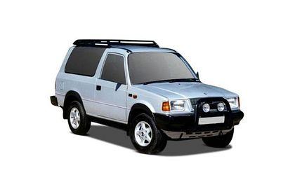Tata Sierra 1995-2005 Front Left Side Image