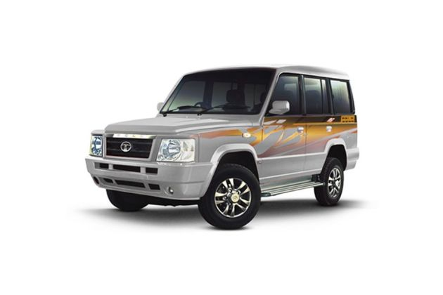 Tata Sumo Gold 2011-2013 Front Left Side Image