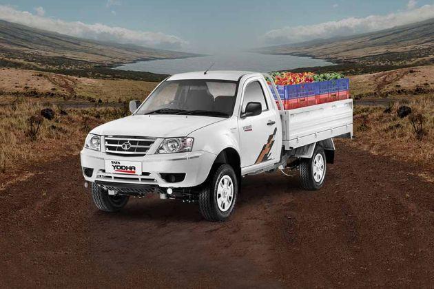 టాటా yodha pickup 4X4