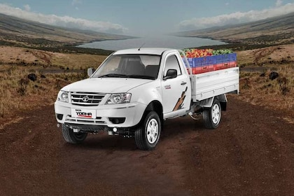 Tata Yodha Pickup Front Left Side Image