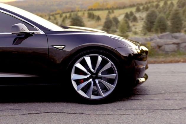 Tesla Model 3 Price in India, Launch Date, Images & Specs