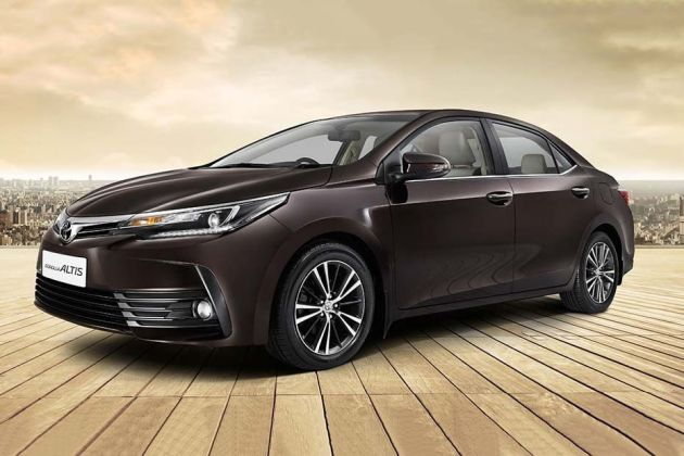 toyota corolla altis price images review mileage amp specs