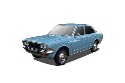 Toyota Corona Front Left Side Image