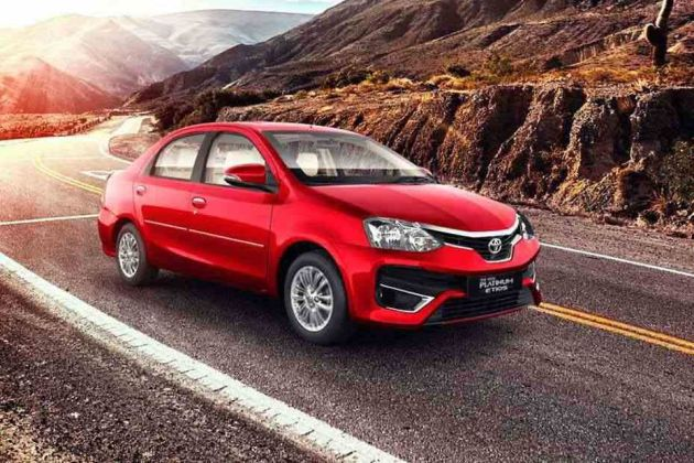 Toyota Platinum Etios Price Images Review Mileage Specs