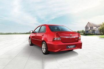 Toyota Platinum Etios Price, Images, Review & Specs