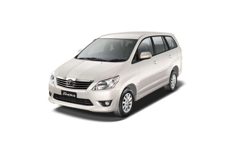 Toyota Innova 2009-2012 Front Left Side Image