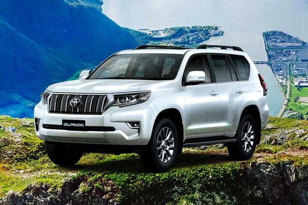 Toyota Land Cruiser Prado Price, Images, Review & Specs