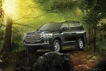 Toyota Land Cruiser 2009-2020