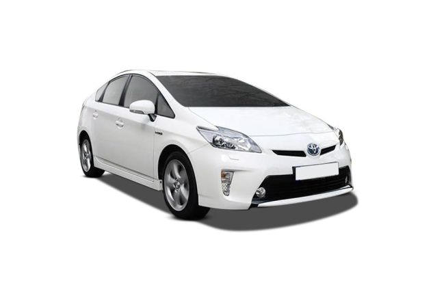 Toyota Prius 2009-2016 Front Left Side Image