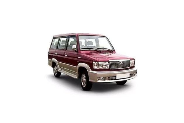 Toyota Qualis Front Left Side Image