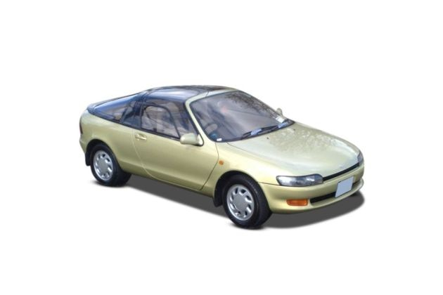 Toyota Sera Front Left Side Image