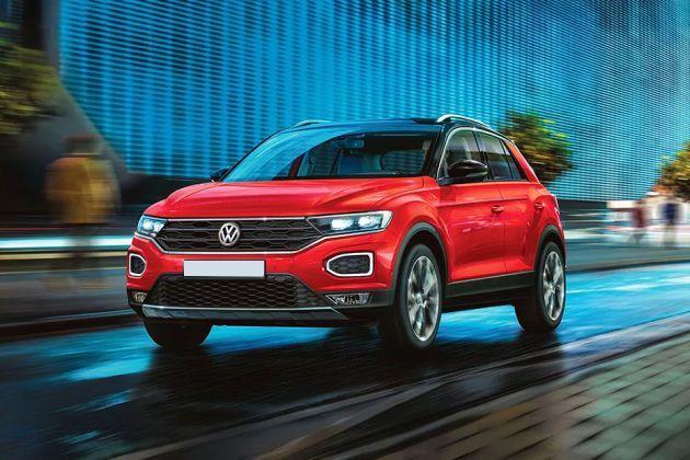 Volkswagen T-Roc Insurance Quotes