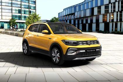Volkswagen Taigun Front Left Side Image