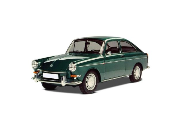 Volkswagen 1600 Front Left Side Image