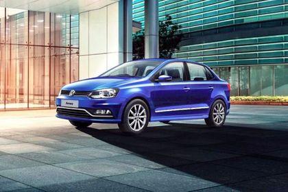 Volkswagen Ameo Front Left Side Image