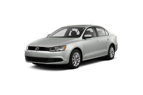 Volkswagen Jetta 2011-2013 Front Left Side Image