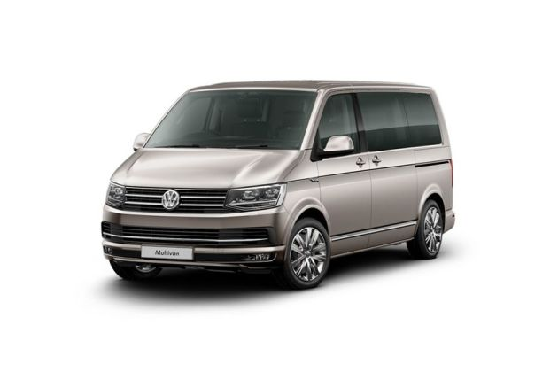Volkswagen Multivan Front Left Side Image