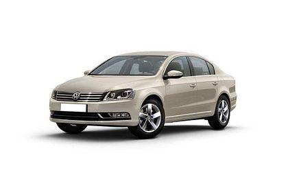 Volkswagen Passat 2007-2010 Front Left Side Image