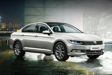 Volkswagen Passat 2 0 TDI AT Comfortline On Road Price