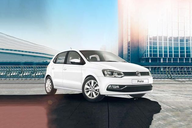 Volkswagen Polo Front Left Side Image