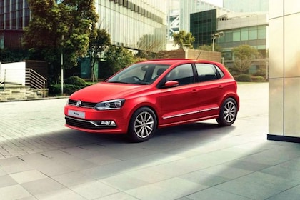 Volkswagen Polo 2015-2019 Front Left Side Image