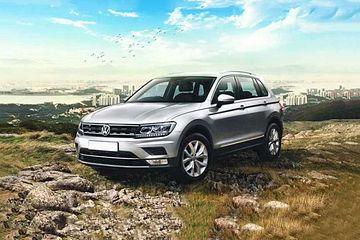 Volkswagen Tiguan Front Left Side Image