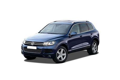 Volkswagen Touareg 2010-2011 Front Left Side Image